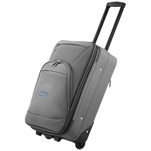 Cadeau d'entreprise - Trolley publicitaire extensible Easyfly