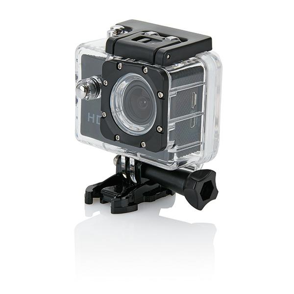 Caméra publicitaire Freestyle - cadeau d'entreprise high-tech