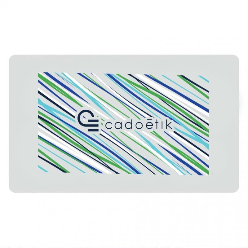 Sticker personnalisable permanent Roll - goodies fabriqué en France