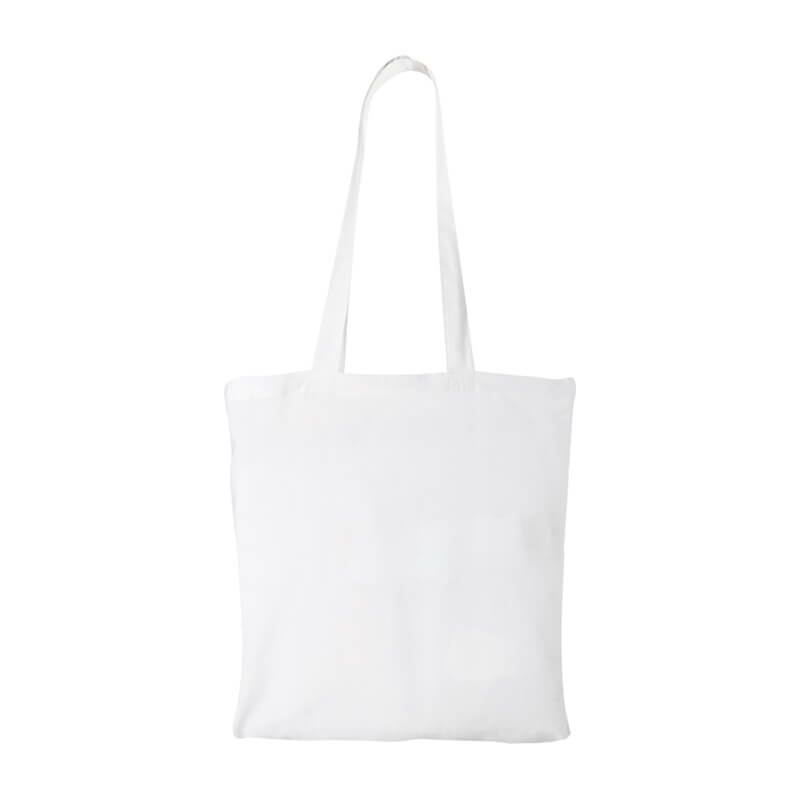 Goodies green - Tote bag coton Carolina