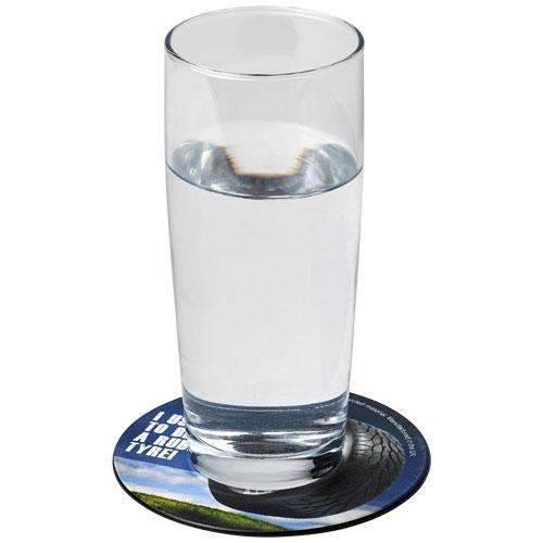 Goodies Europe - Sous-verre publicitaire écologique Brite-Mat® recyclé