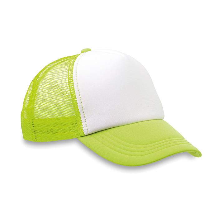 Casquette publicitaire Tracky - casquette personnalisable