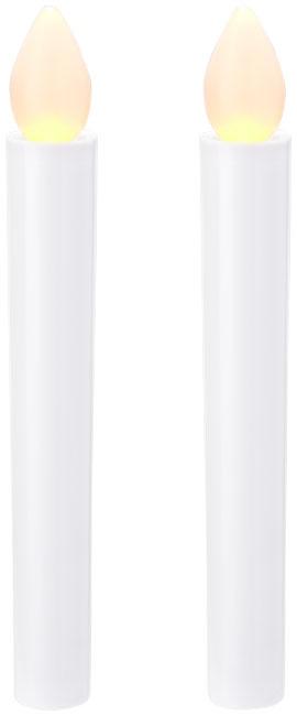 Set de 2 bougies LED Floyd - bougie publicitaire