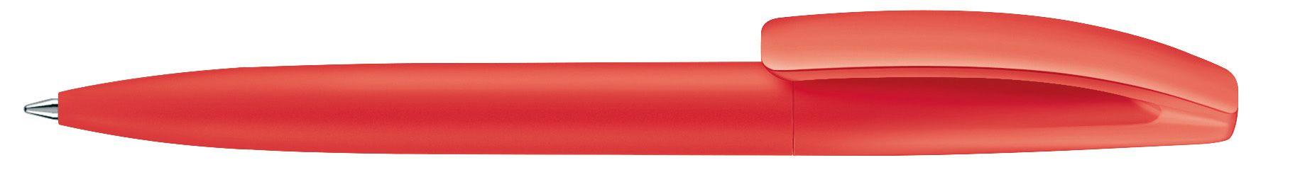 Stylo à bille Bridge soft Touch personnalisé orange