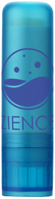 Stick baume à lèvres publicitaire Deale bleu
