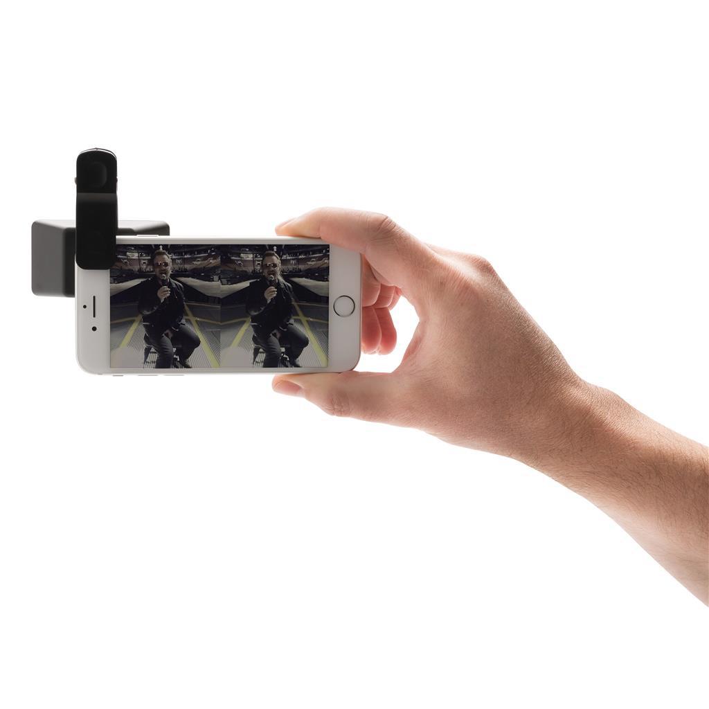 cadeau publicitaire high-tech - Objectif pour smartphone 3D universel