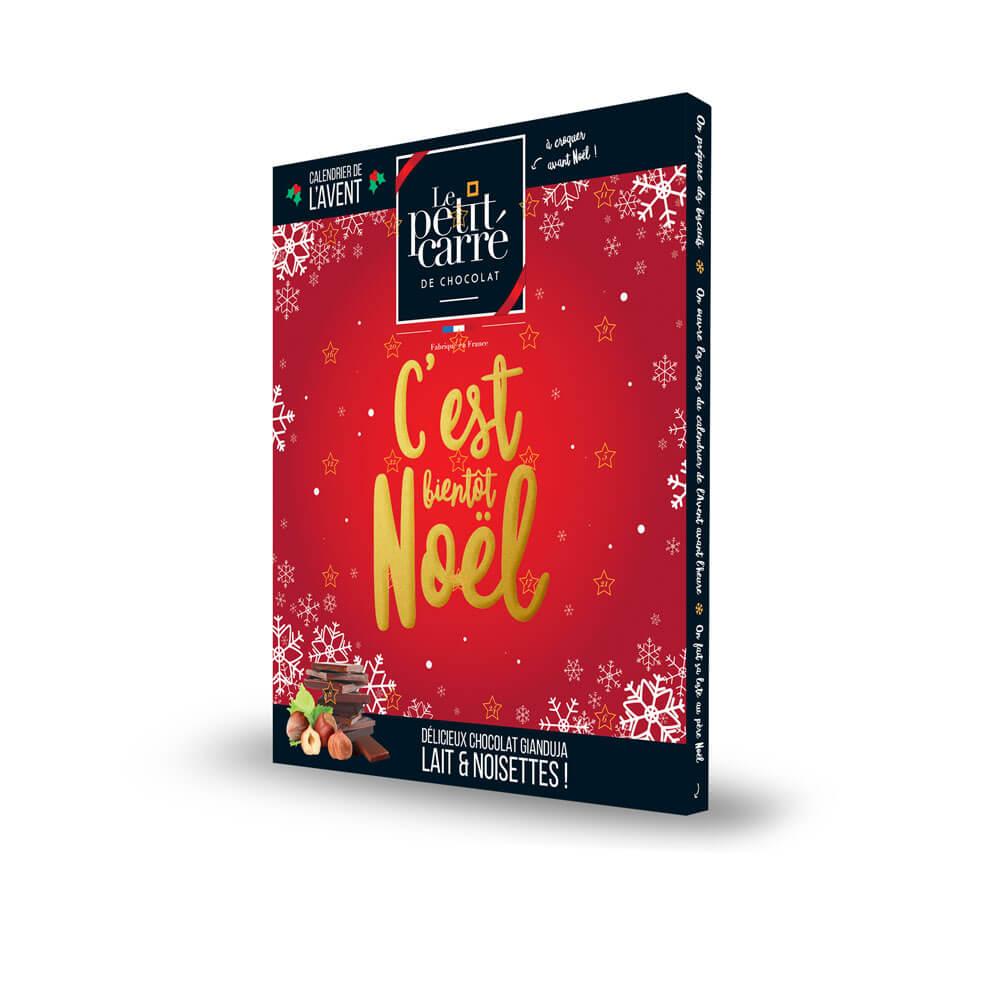Calendrier de l'Avent Citation - Cadeau d'entreprise pour Noël