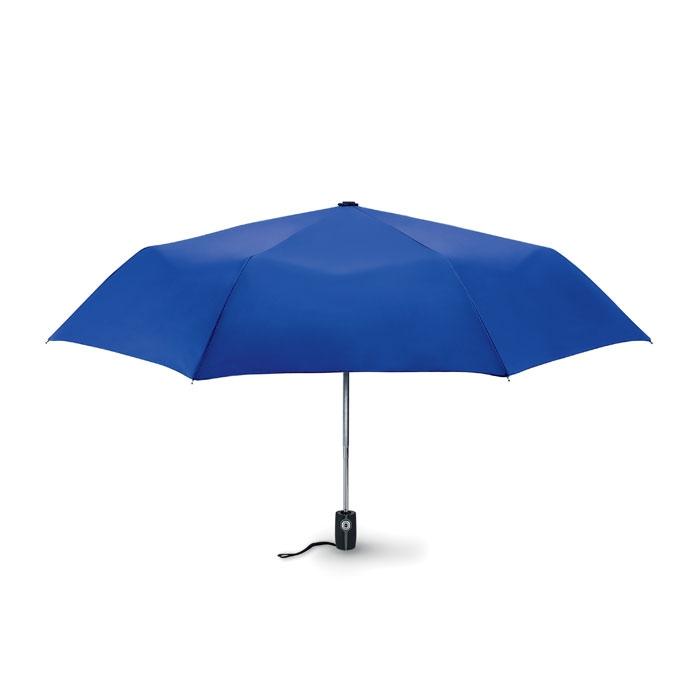 Parapluie publicitaire tempête Gentlemen - parapluie personnalisable gris