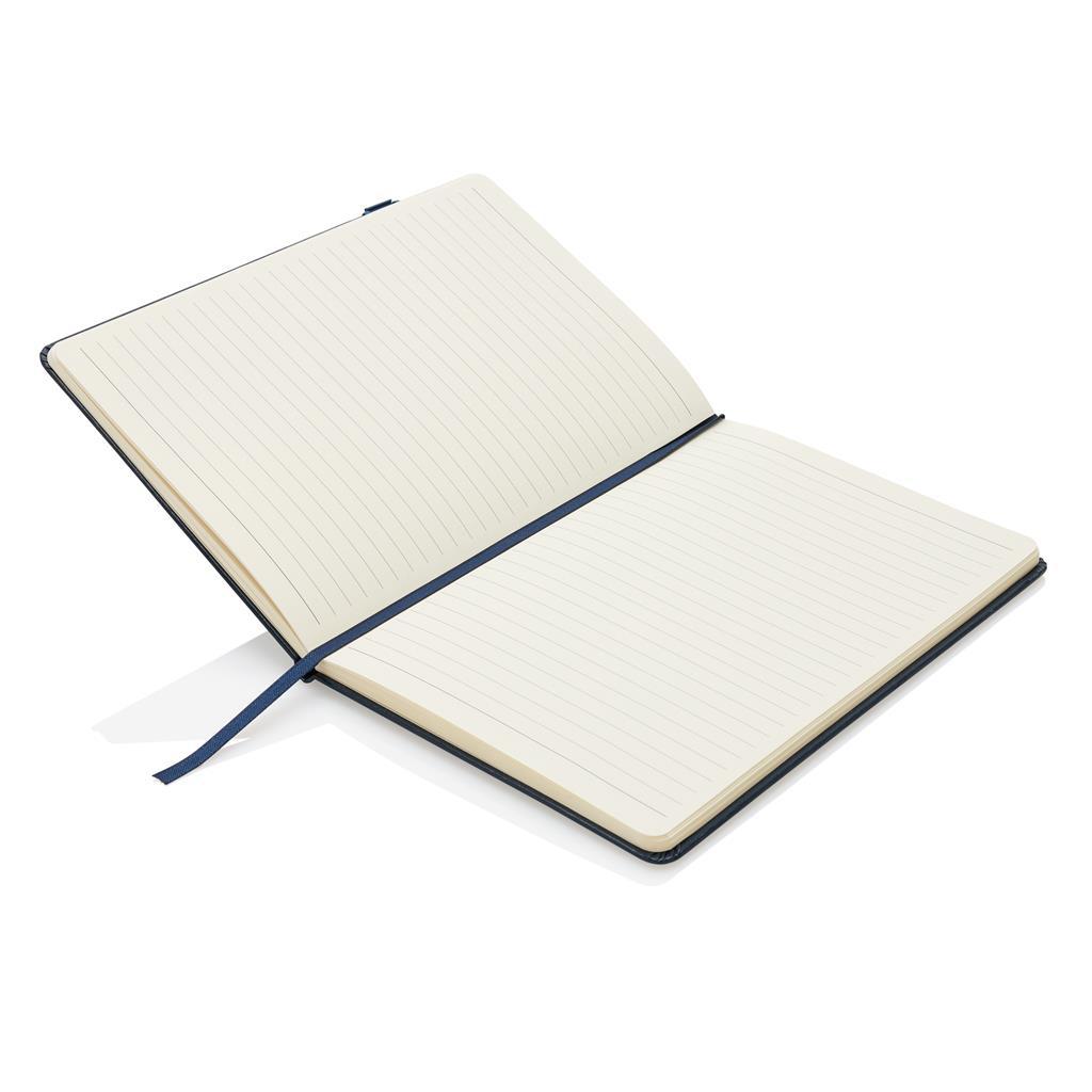 Carnet de notes personnalisé A5 avec clé USB 4Go - cadeau publicitaire