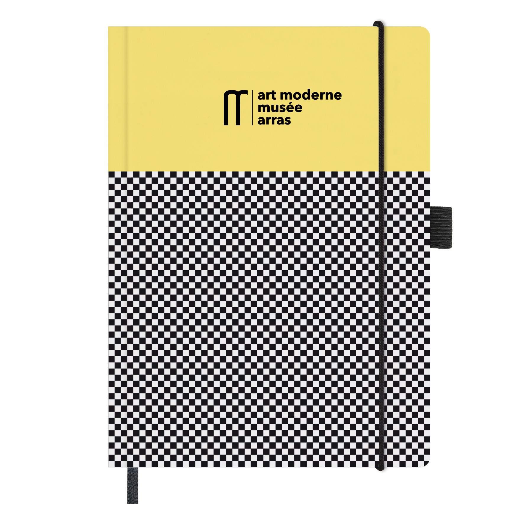 carnet promotionnel écologique Graph A5 - cadeau entreprise