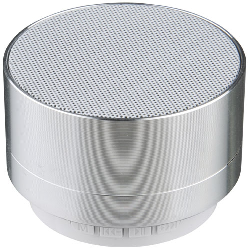 Enceinte Bluetooth personnalisable métal Bluetooth® Blues
