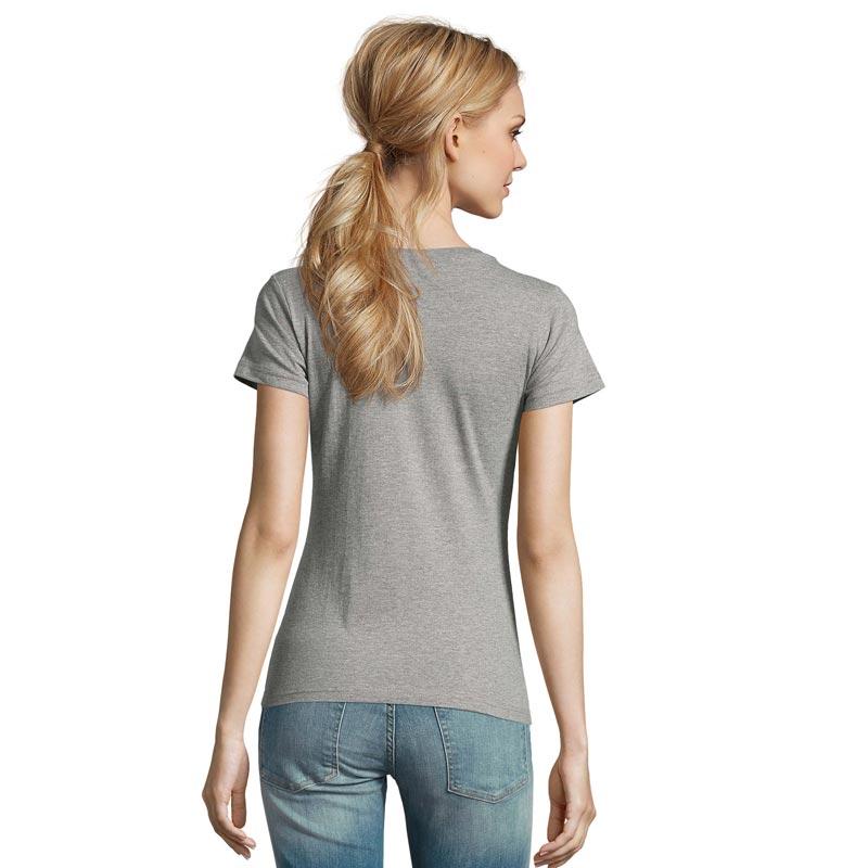 tee-shirt publicitaire pour femme imperial - dos