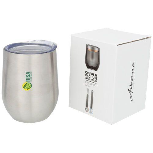 Cadeau d'entreprise - Mug isotherme personnalisable Corzo