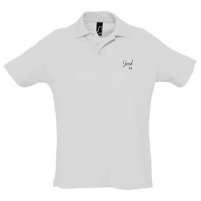 Polo en coton personnalisé Summer