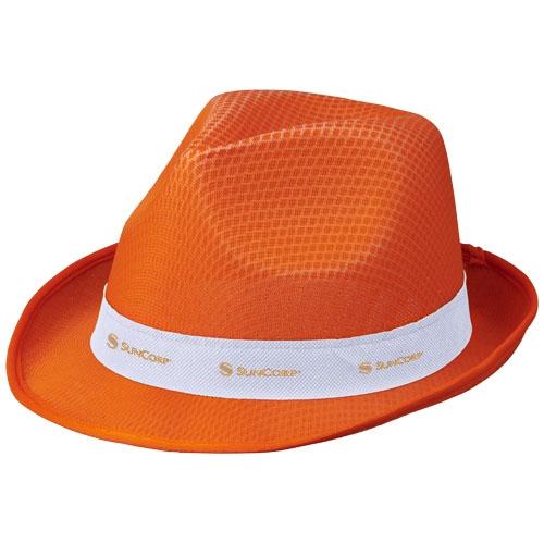 Chapeau à personnaliser marquage logo Trilby - goodies