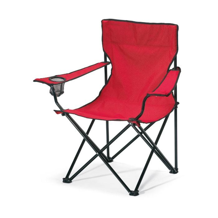 Chaise de camping publicitaire - Objet publicitaire outdoor