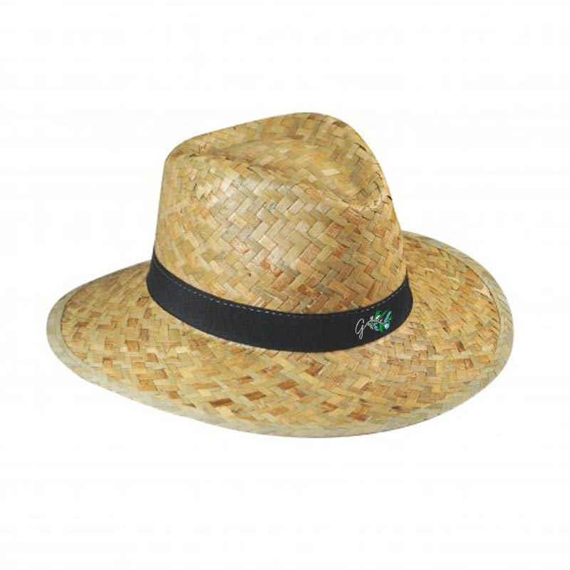 Chapeau de paille publicitaire Bip - Cadeau publicitaire