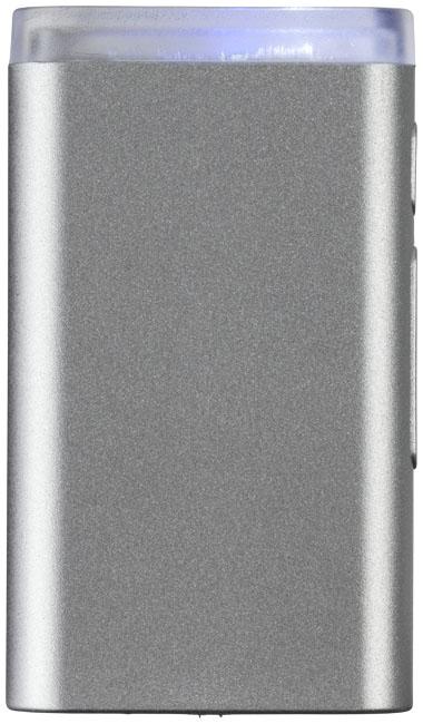 Cadeau promotionnel  - Récepteur Bluetooth® Harald - argent