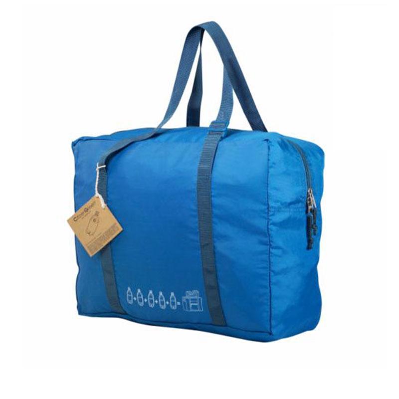 Sac de voyage promotionnel écologique Keyfly - sac de voyage personnalisé