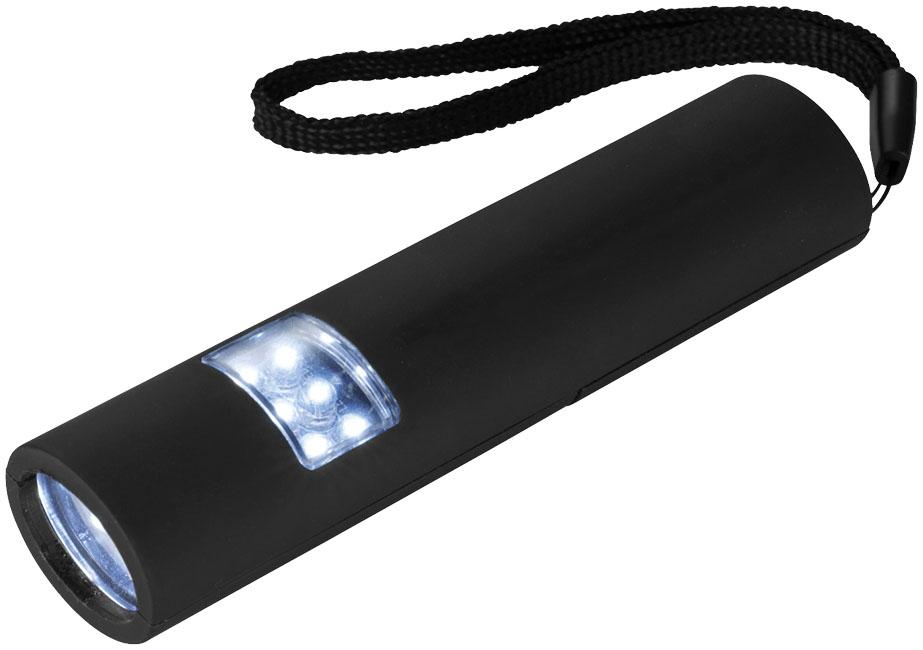 Lampe de poche publicitaire Luck - lampe de poche personnalisable