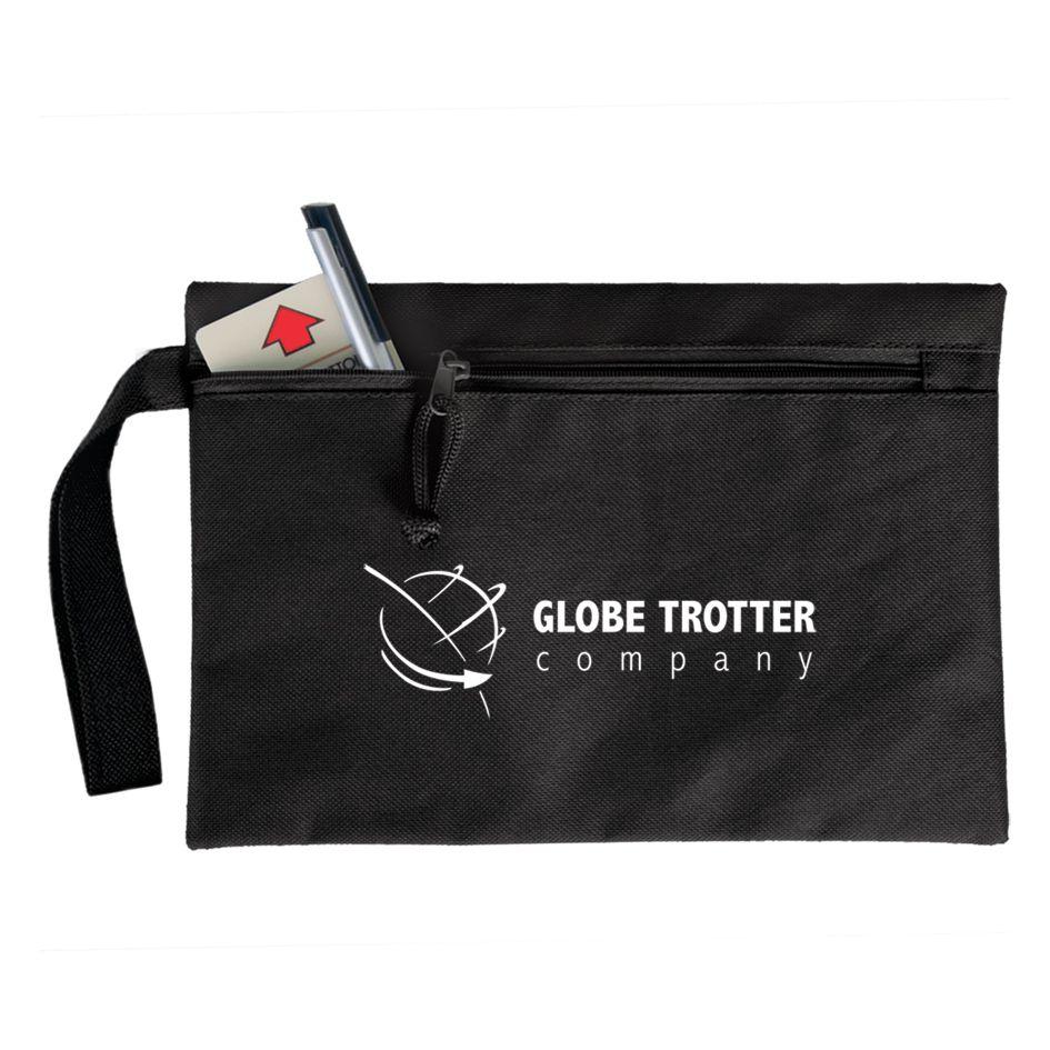 Trousse personnalisable Trotter - objet publicitaire - cadoetik