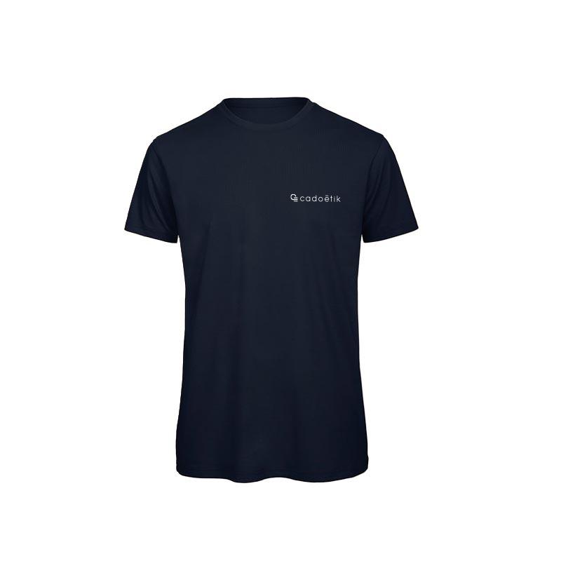 T-Shirt personnalisé coton bio 140 g/m² Inspire