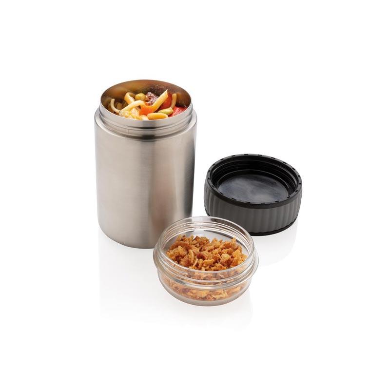 Lunch Box en acier Nikola