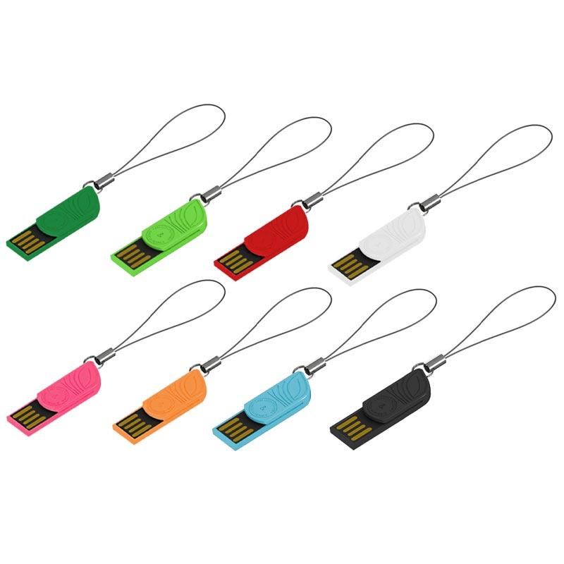 Clé USB en plastique végétal KeyPop