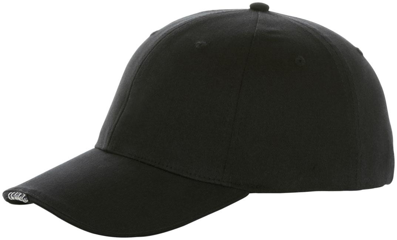 Casquette publicitaire avec LED 5 panneaux Elena - casquette personnalisée