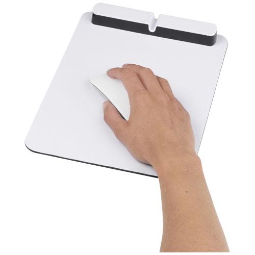 tapis de souris personnalisable avec hub USB à personnaliser avec logo Cache