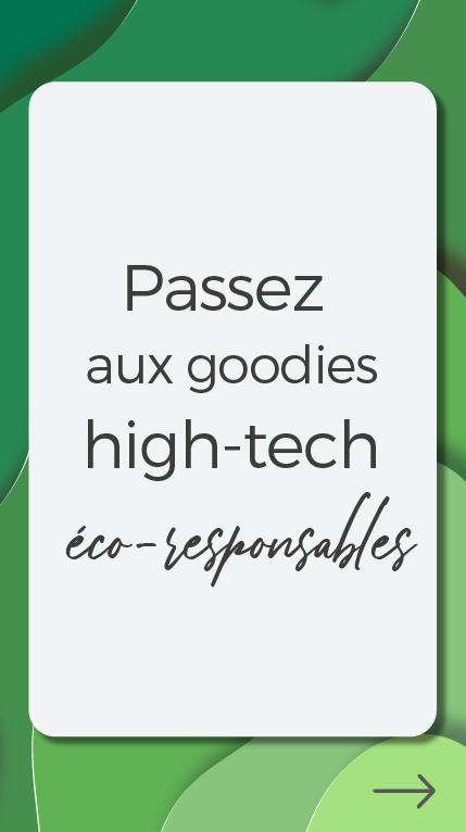 push selection high tech ecoresponsable