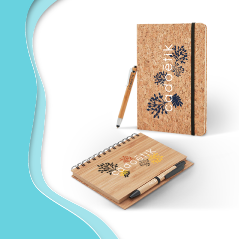 carnet et stylos personnalisés