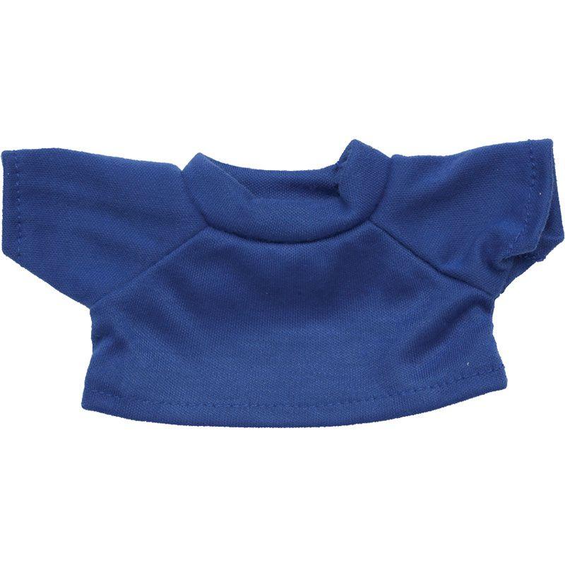 T-shirt personnalisé pour peluche S - Accessoire pour peluche - jaune