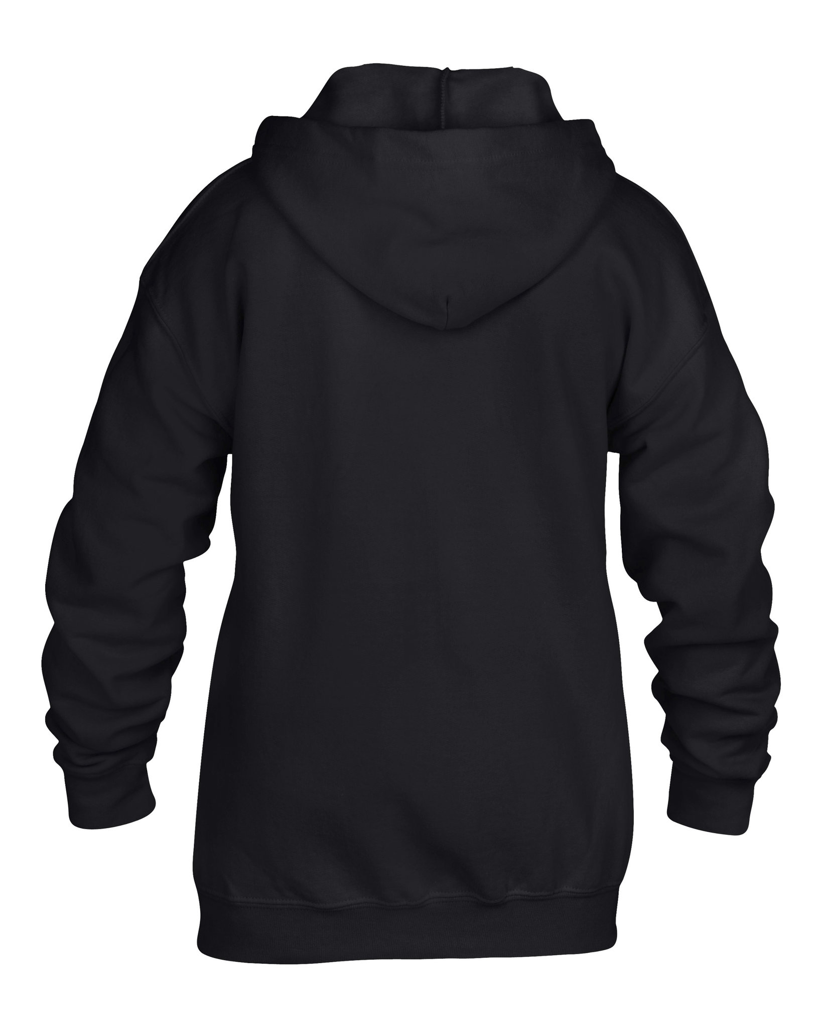 Sweatshirt publicitaire Full Hoody gris enfant - sweatshirt personnalisable