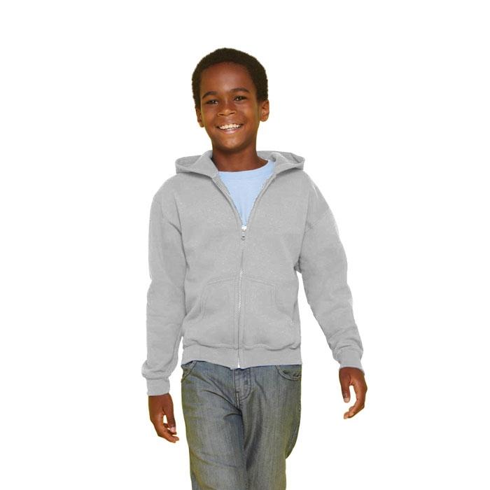 Sweat-shirt publicitaire enfant Romeo - Textile publicitaire