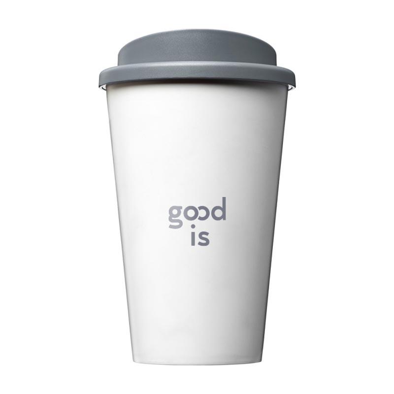 Mug isotherme promotionnel Brite-Americano® 350 ml - Cadeau entreprise