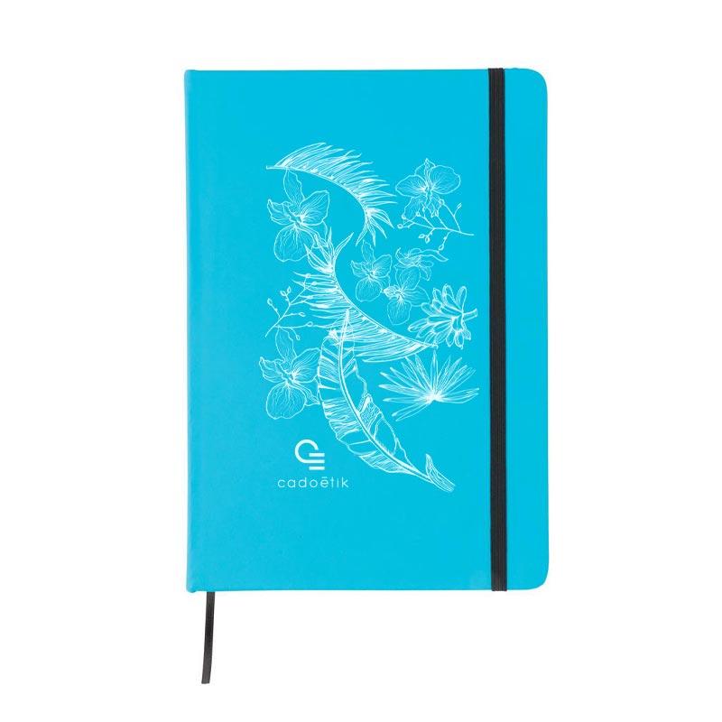 cadeau publicitaire - carnet de notes publicitaire A5 Basic color