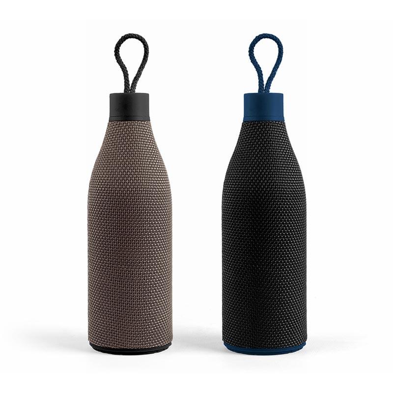 Enceinte nomade publicitaire Flaska 5W gris ou noir