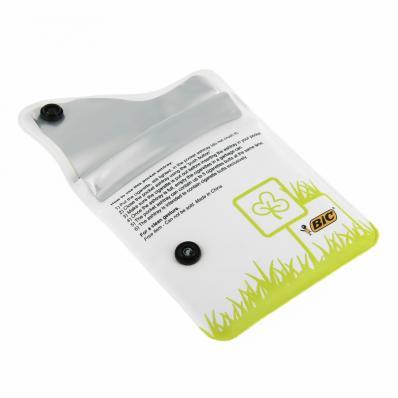 cendrier de poche personnalisable Bic® Pocket Ashtray - goodies