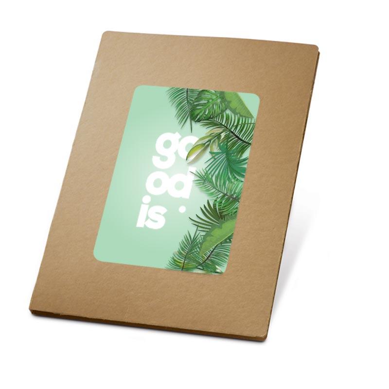 Conférencier personnalisable écologique Lime-tree - conférencier promotionnel