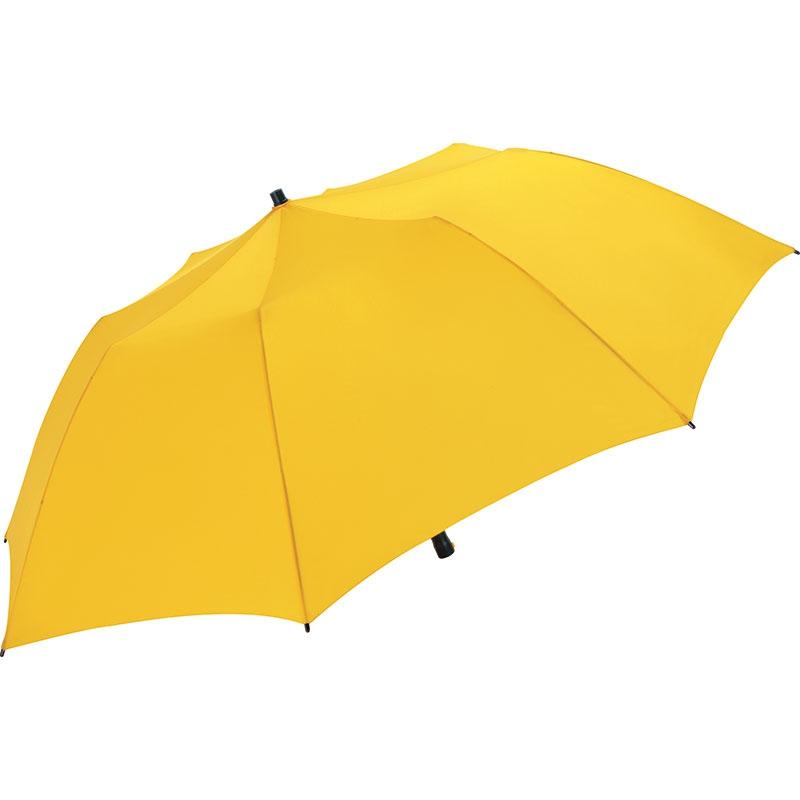 Cadeau d'entreprise - Parasol publicitaire Camper - bleu