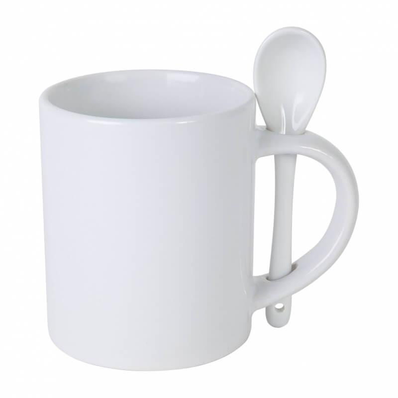 Mug 31Cl avec cuillère Spoon