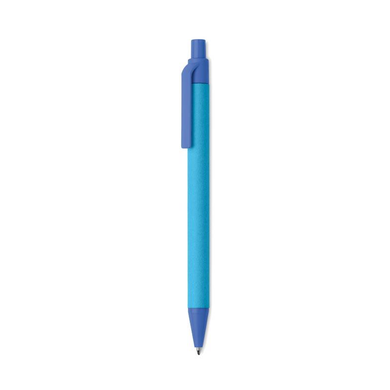 Goodies entreprise - Stylo bille en plastique végétal Cartoon Colour