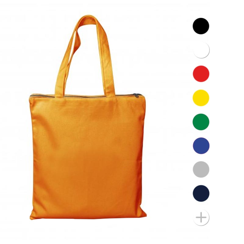 Sac shopping publicitaire Lilou nuancier couleurs
