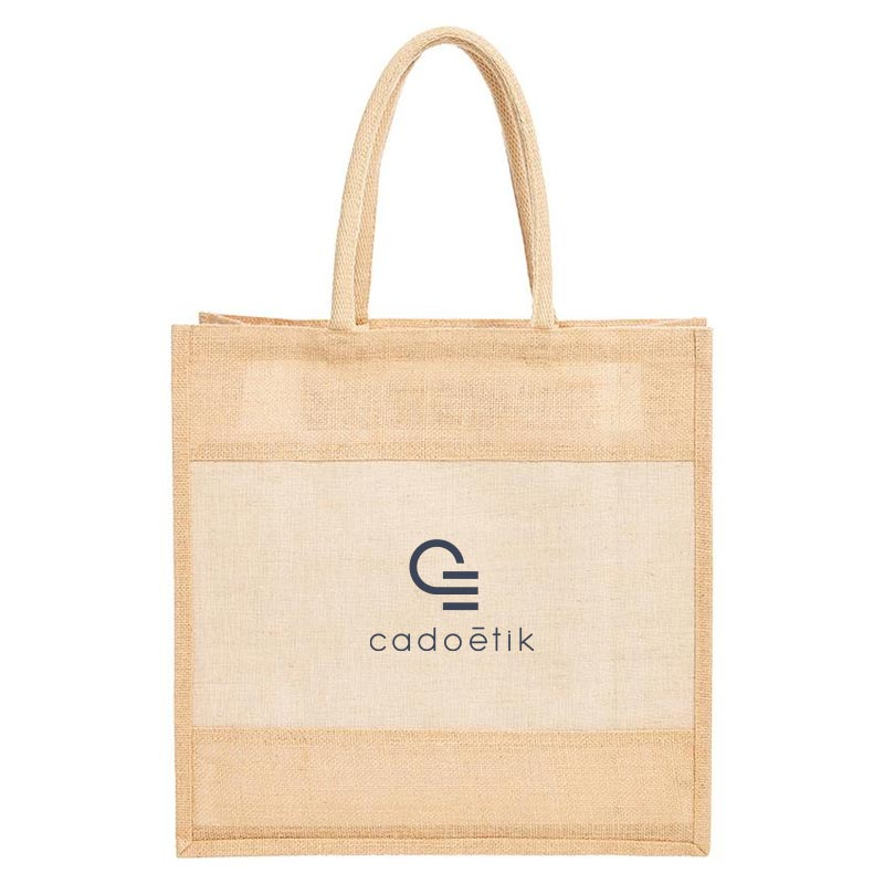 Sac shopping publicitaire Native - Sac shopping personnalisé