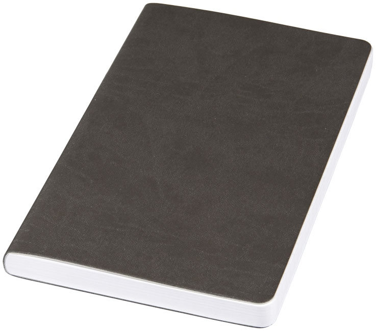Bloc-notes personnalisable de poche Reflexa 360° A5 noir