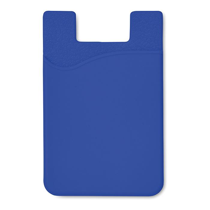 Porte-cartes publicitaire Silicard - Cadeau publicitaire