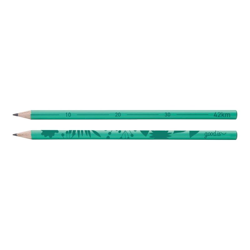 Crayon à papier personnalisable 42km Marathon