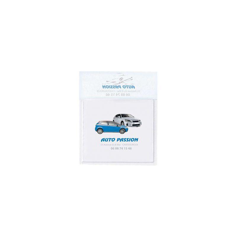 Objet publicitaire automobile - Porte-vignette Assurance