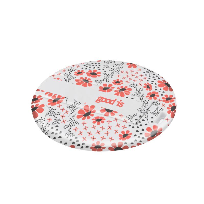 Clé USB publicitaire Round Card - Goodies high-tech